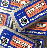 Iron Brew Scottish Lip Balm