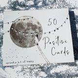 BOX OF 50 POSITIVE CARDS