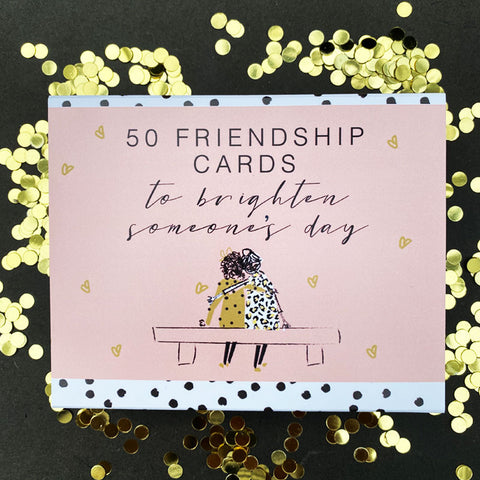 BOX OF 50 FRIENDSHIP CARDS
