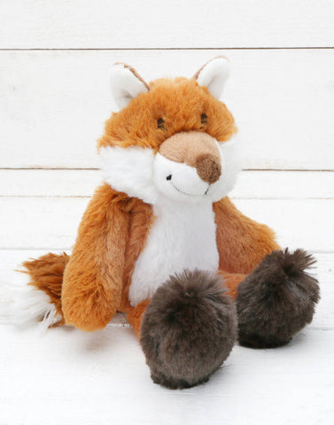 Mini Snuggly Fox Cuddly Toy