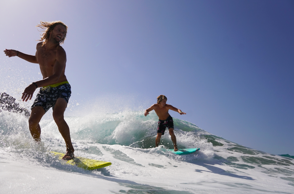 BLAIR AND CO  SOAK UP THE INDIAN SUMMER – Catch Surf® USA