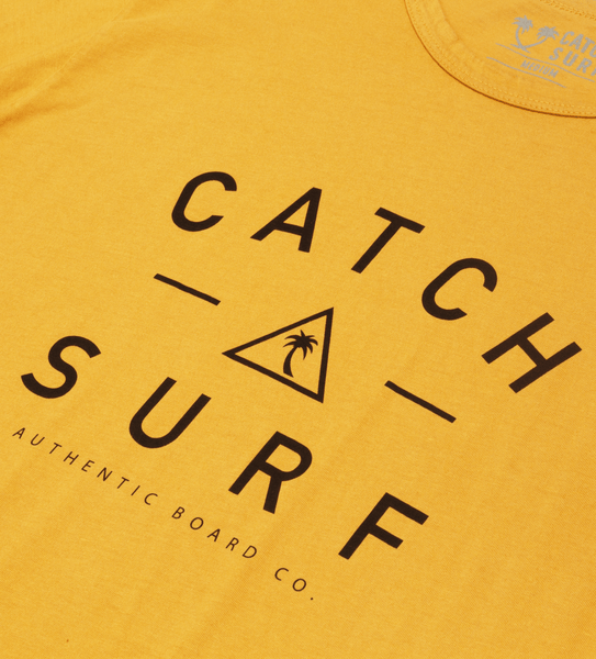 Mercer S/S Tee - Gold