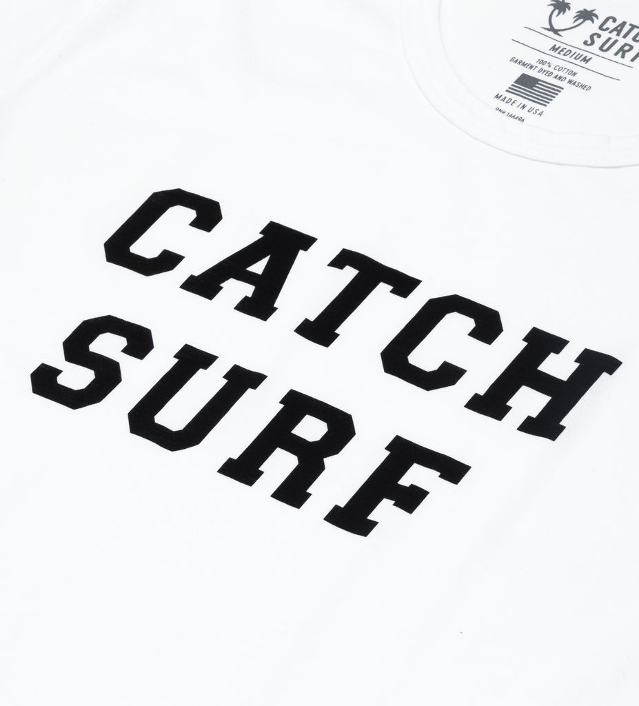 College Drop Out  S/S Tee - White