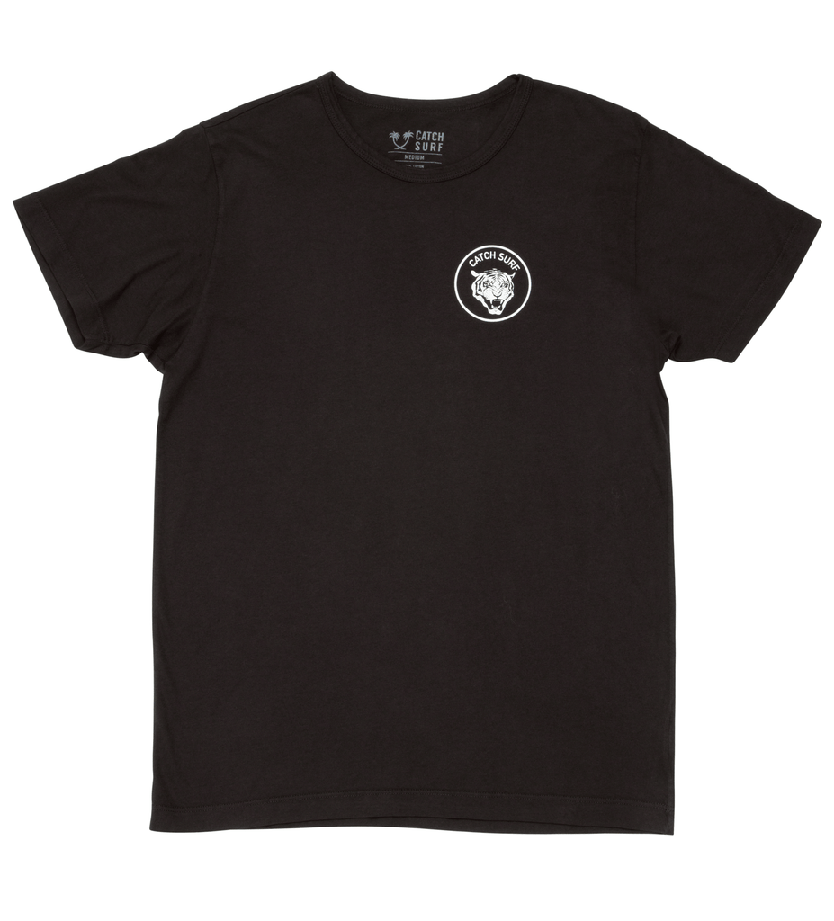 JOB Signature S/S Tee - Black