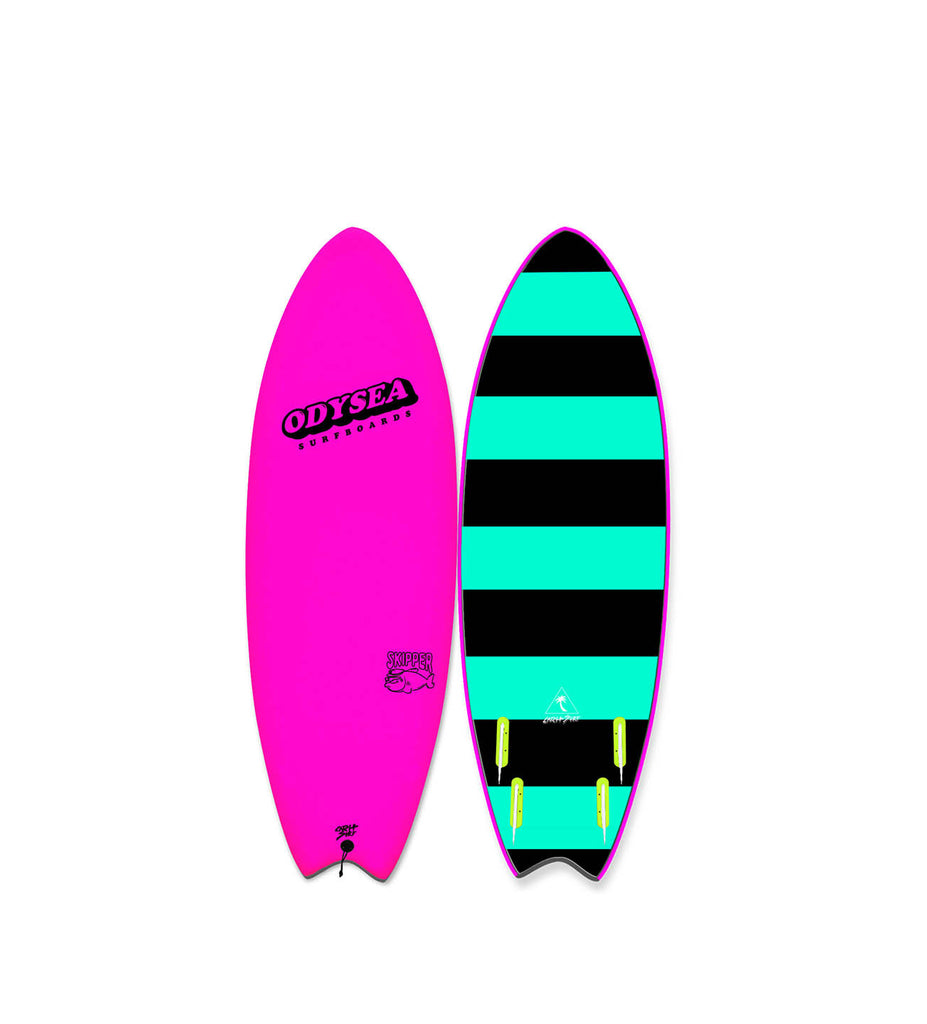 Skipper - Quad - 5'6""