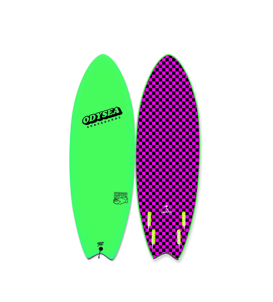 Skipper - Quad - 6'0""