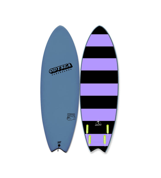 Skipper - Quad - 6'6""