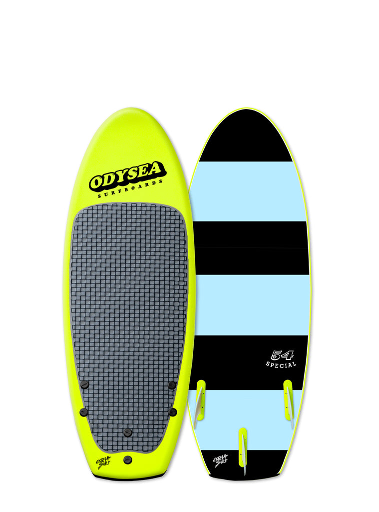"54 Special - Thruster - 4'6"" Wake Surfer"