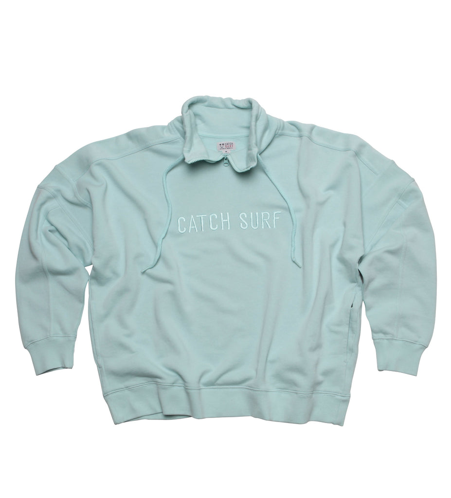 CS Signature Zip Pullover