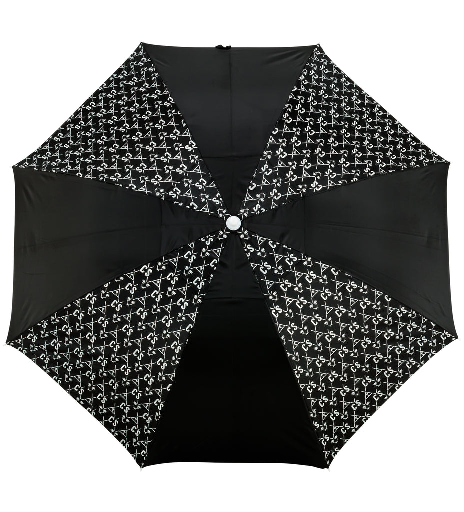 Catch Surf Beach Umbrella - Black
