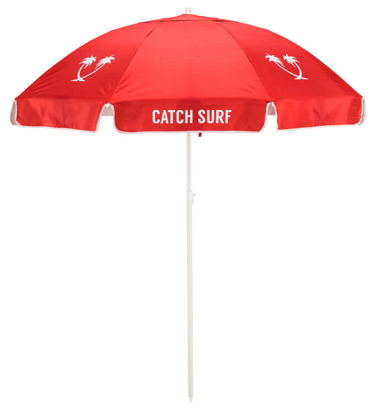 Catch Surf Beach Umbrella - Red