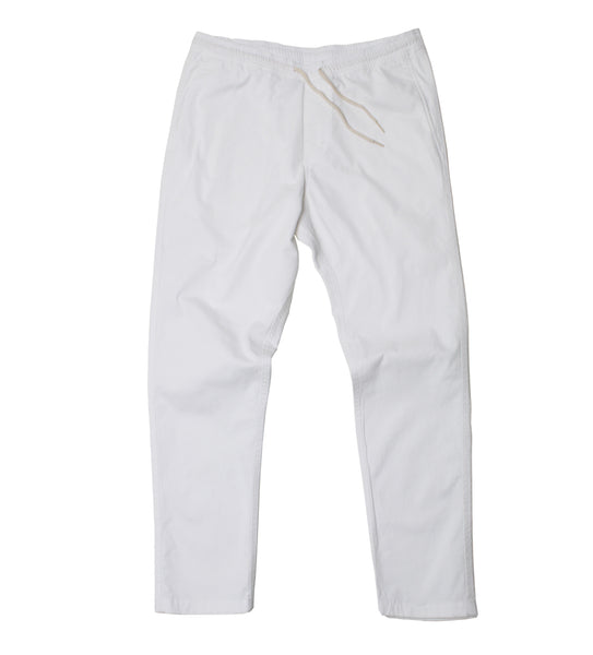 Beater Pant // White