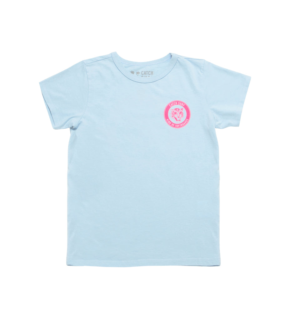 Boy's JOB II S/S Tee - Baby Blue