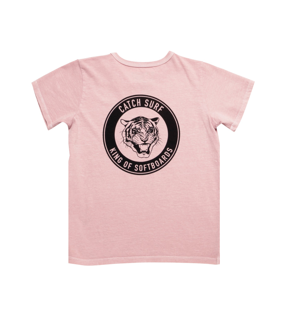 Boy's JOB II S/S Tee - Pink