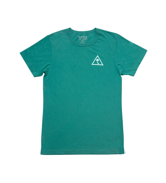 Boy's Team II S/S Tee - Teal