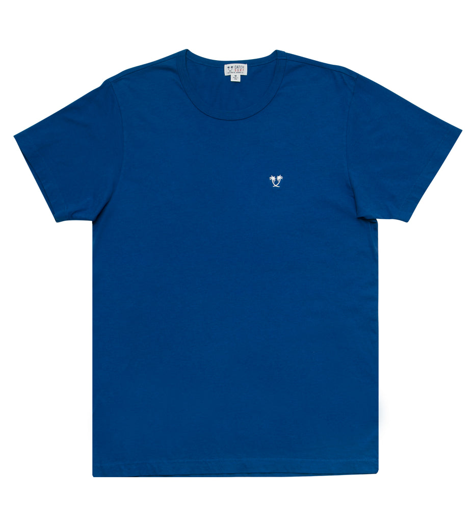 Heritage Top Shelf S/S Tee - Blue