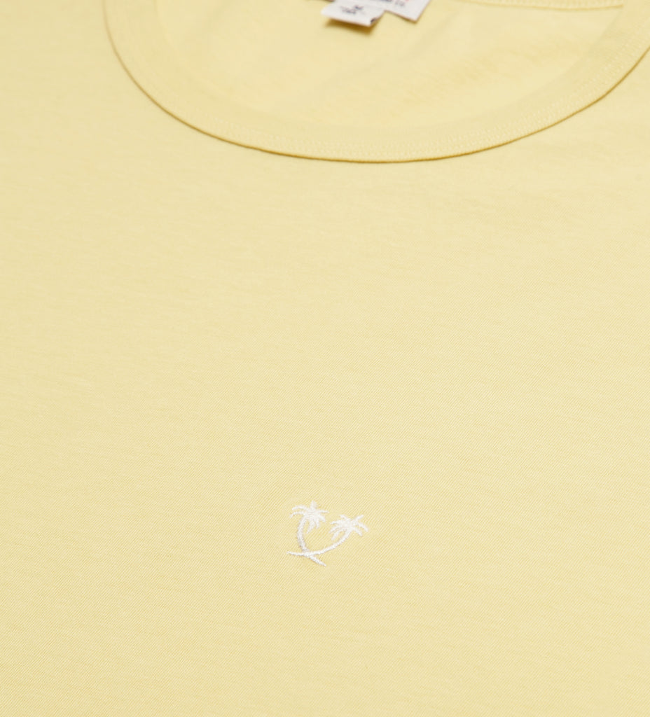 Heritage Top Shelf S/S Tee - Yellow