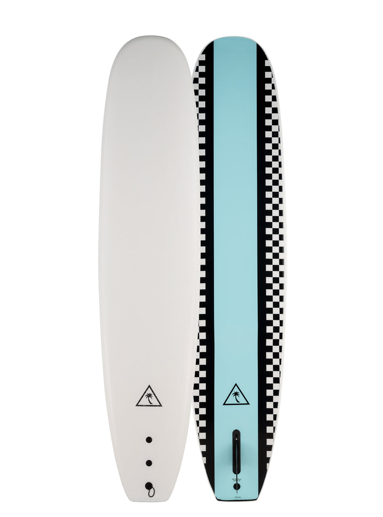 Heritage 8'6'' Noserider - Single Fin