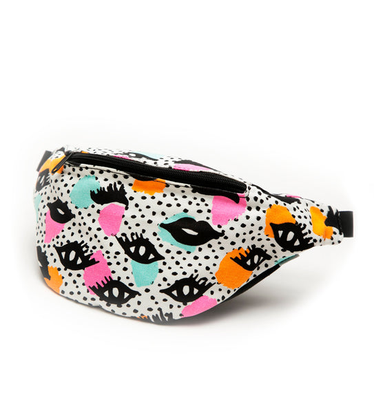 Fanny Pack - Tyler Signature Print