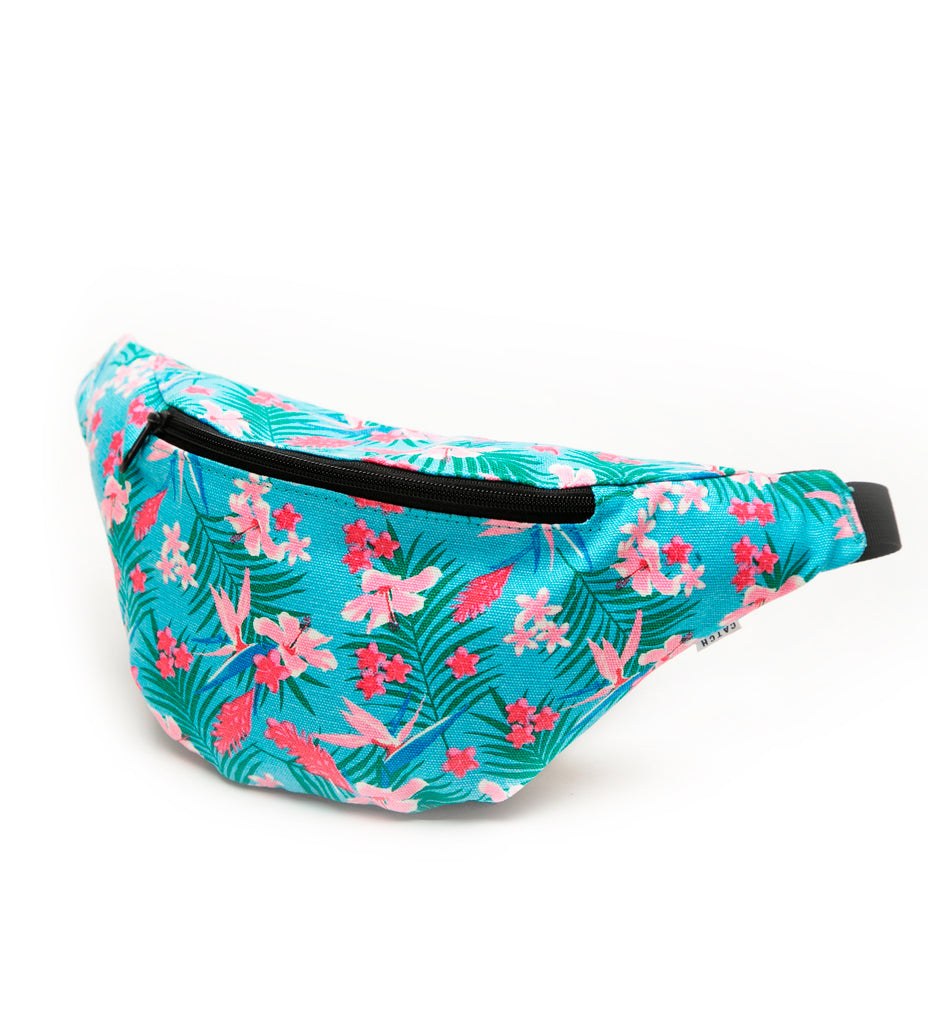 Fanny Pack - Bird of Paradise Print
