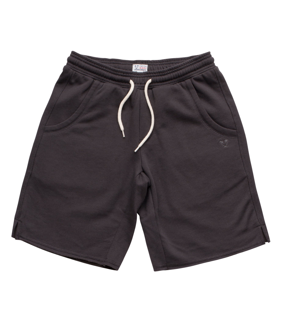 "Semi Pro Fleece Short (19"") - Black"