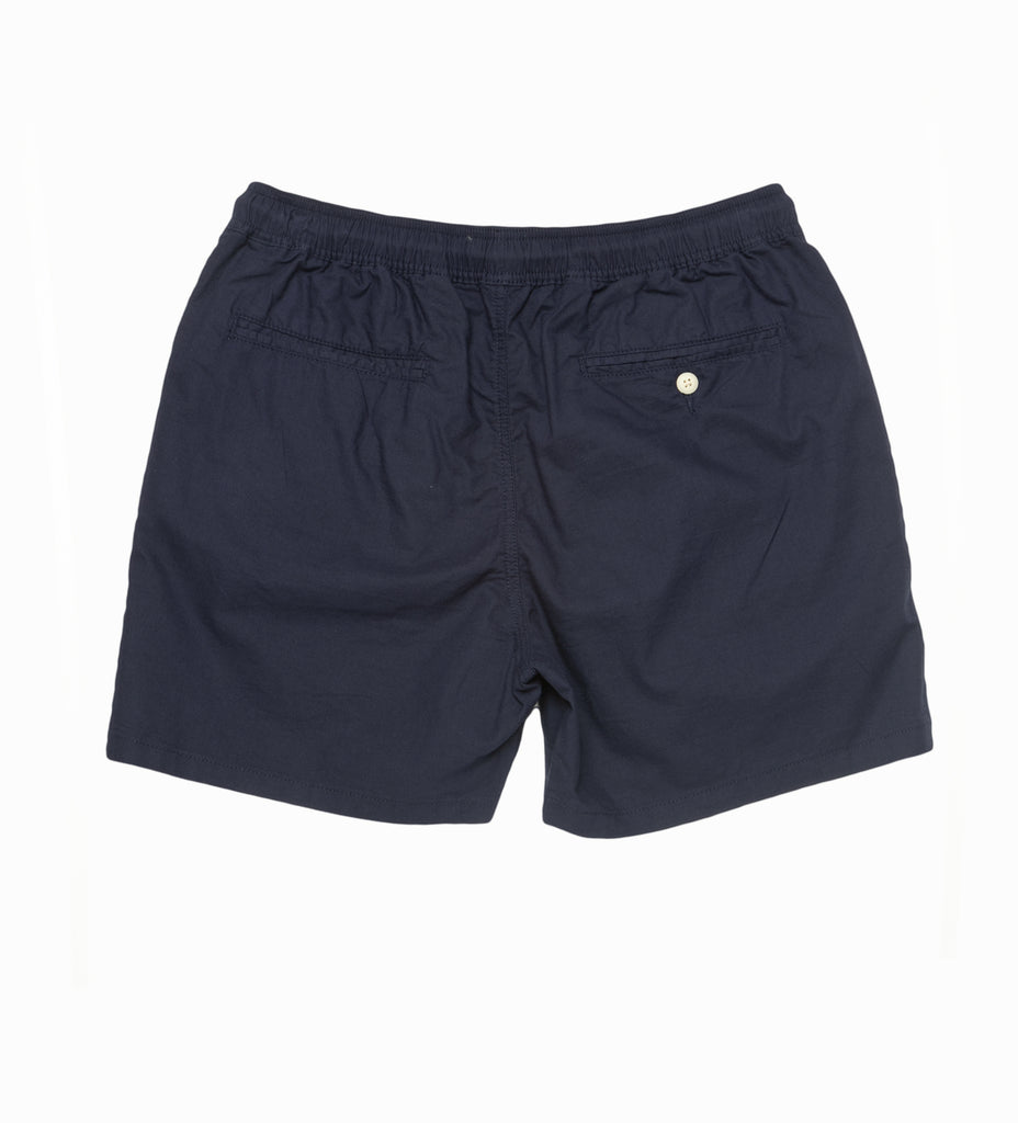 "Long Flight Short (16.5"") - Navy"