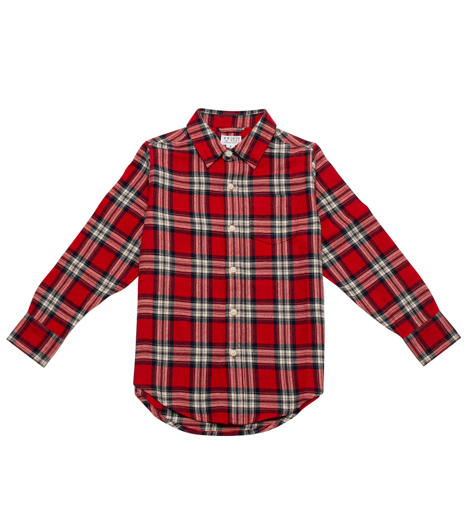 Boy's Daybreak Flannel