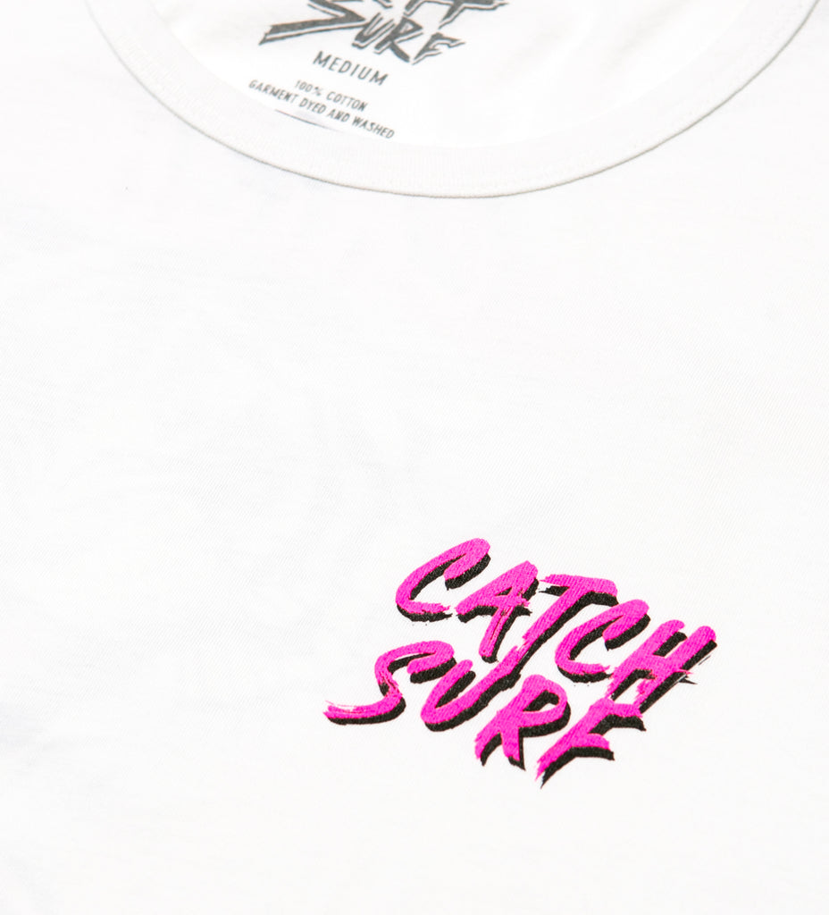 JOB Tiger S/S Tee - White