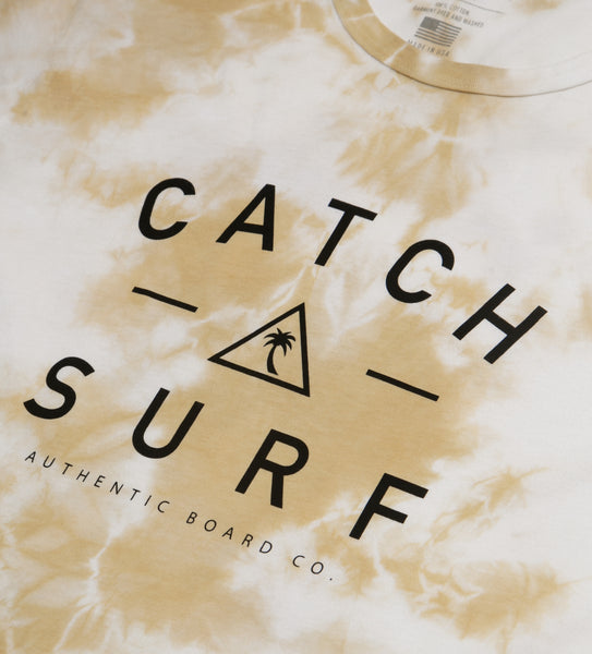 Mercer S/S Tee - Yellow