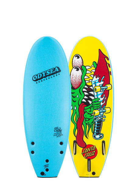 "Stump (Thruster) - 5'0"" x Santa Cruz® Slasher PRO"
