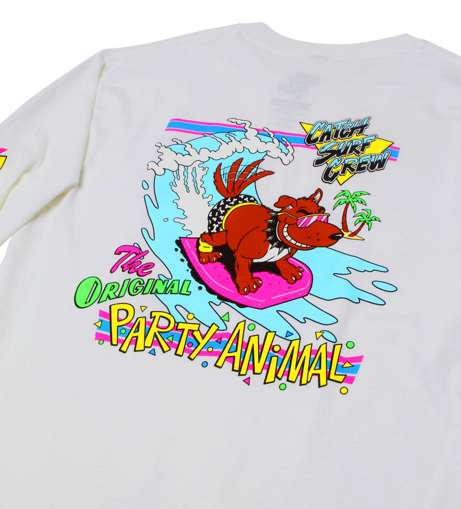 PARTY ANIMAL L/S TEE