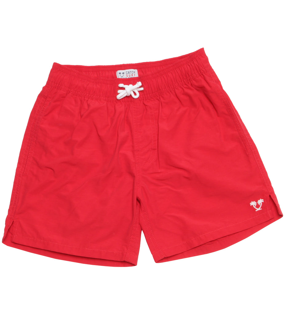 Youth // Perfect 10 Trunk - Red
