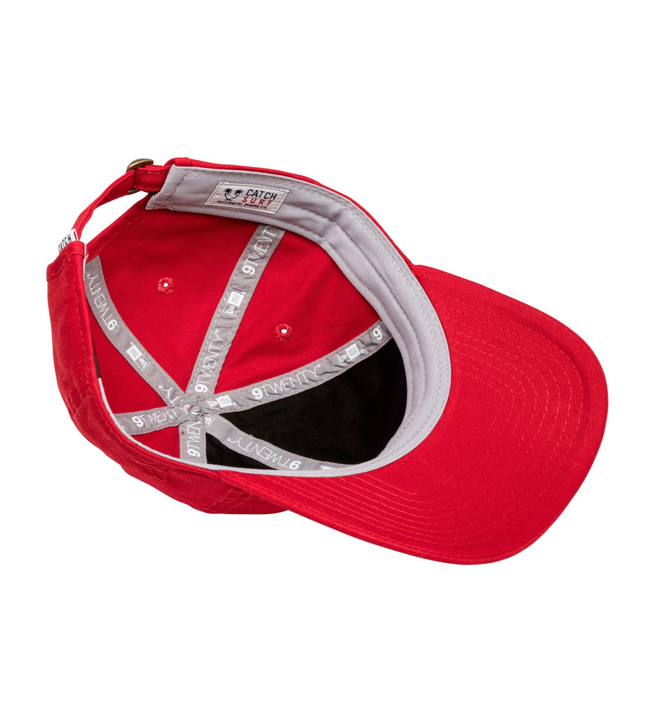 CS x New Era® - George Hat - Red