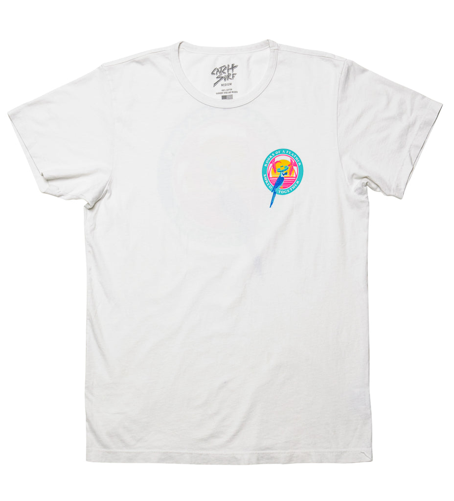 Johnny Redmond S/S Tee - White
