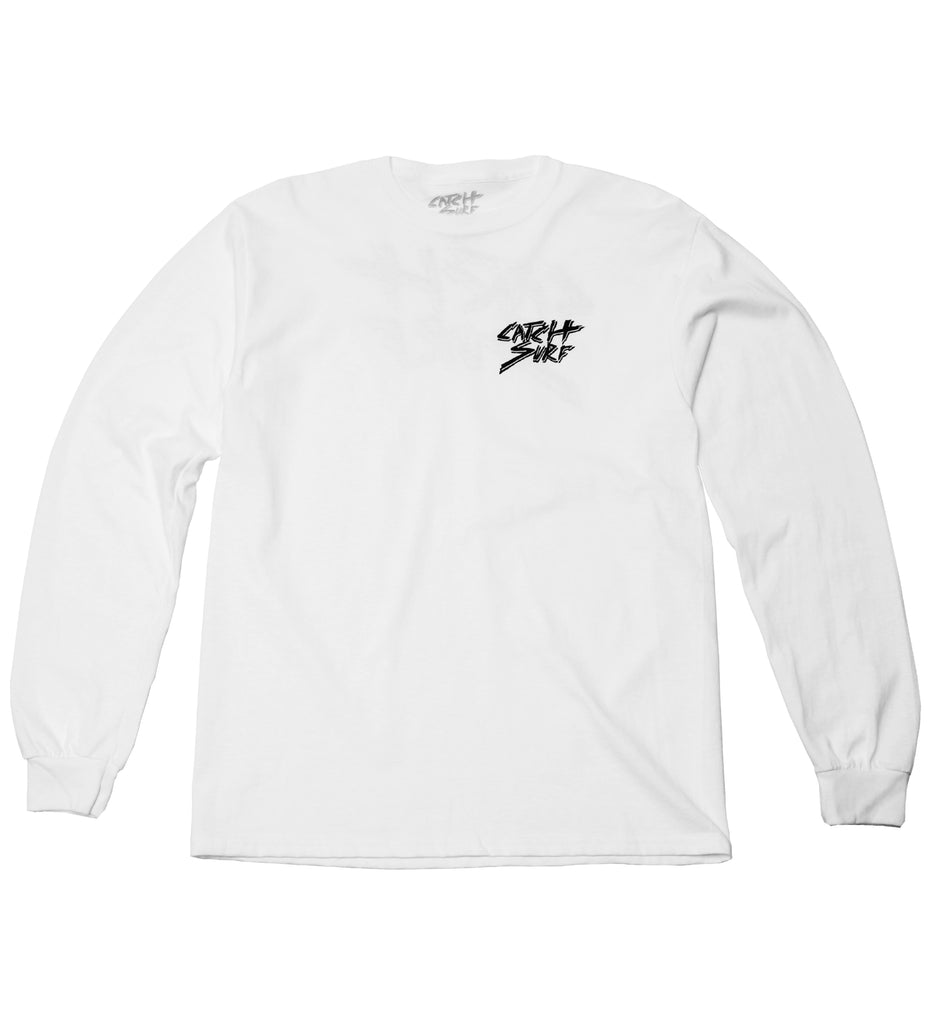Basic Slash Logo Tee