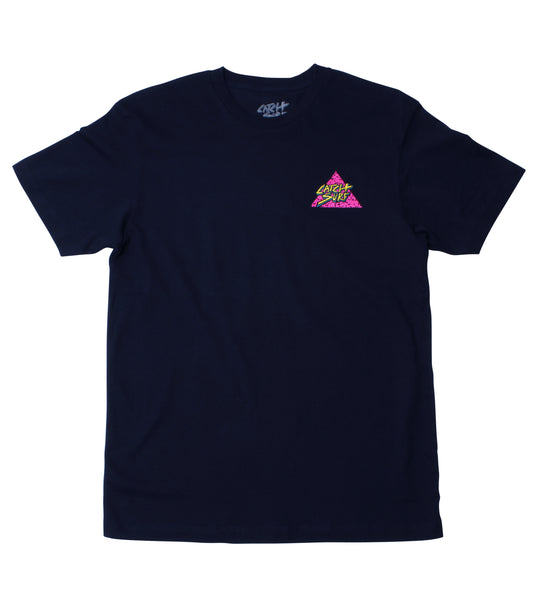 Triangle Slash S/S Tee