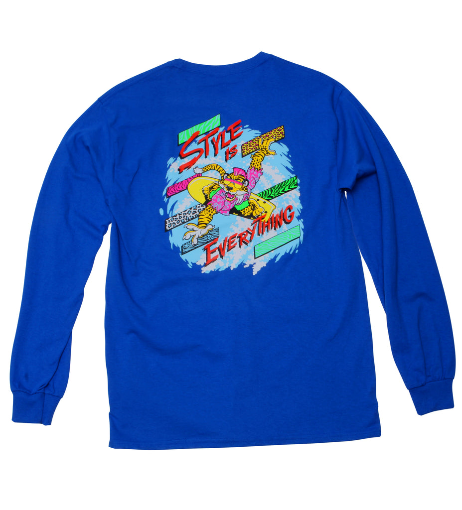 STYLE IS EVERYTHING L/S TEE