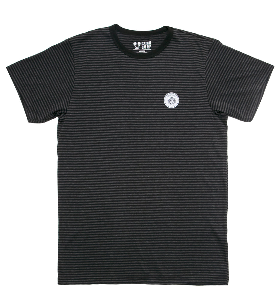 The JOB Surf Shirt S/S - Black