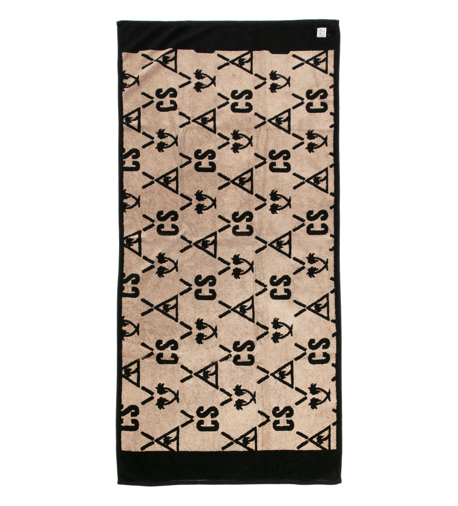 Suite Beach Towel - Tan