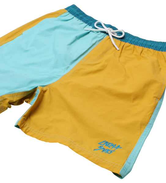 "Perfect 10 Trunk (16"") - Blue/Yellow"
