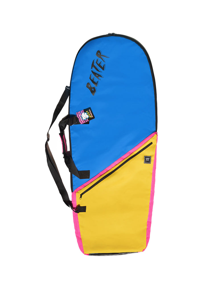 Catch Surf Board Bag - Blue/Yellow