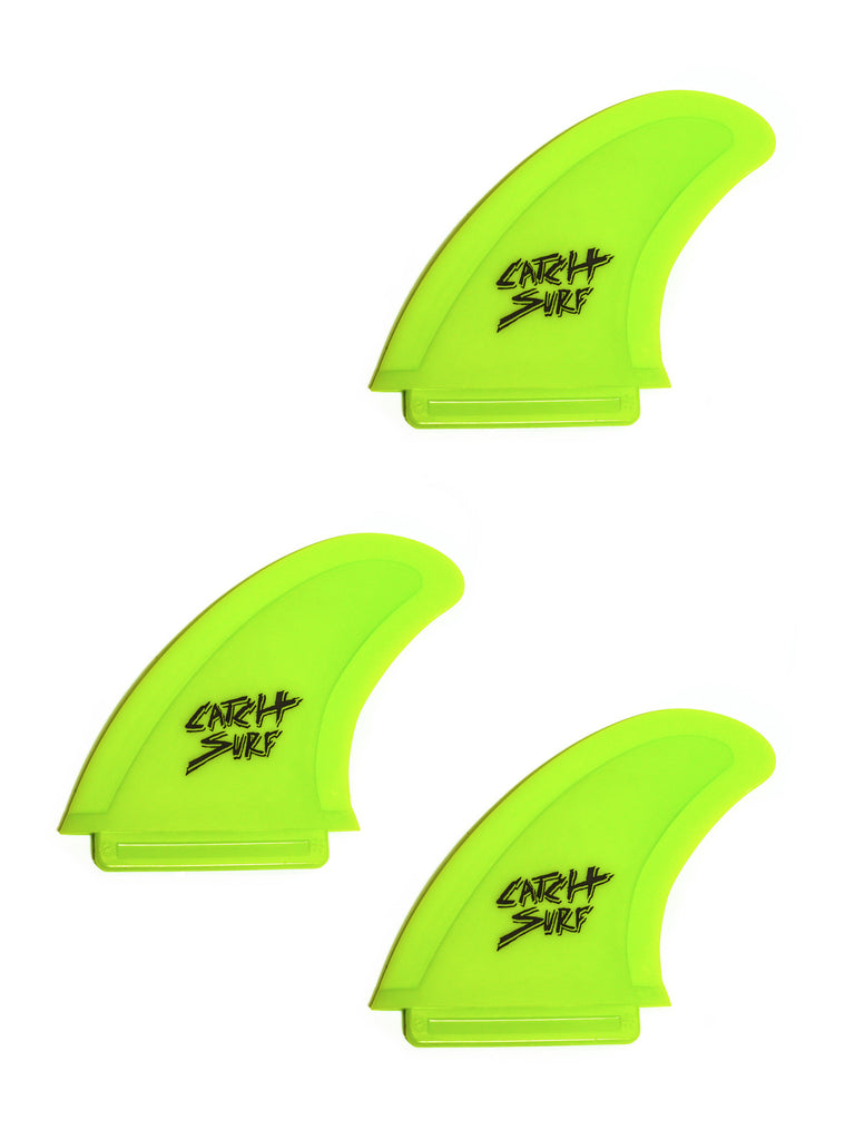 Safety-Edge Tri Fin Set