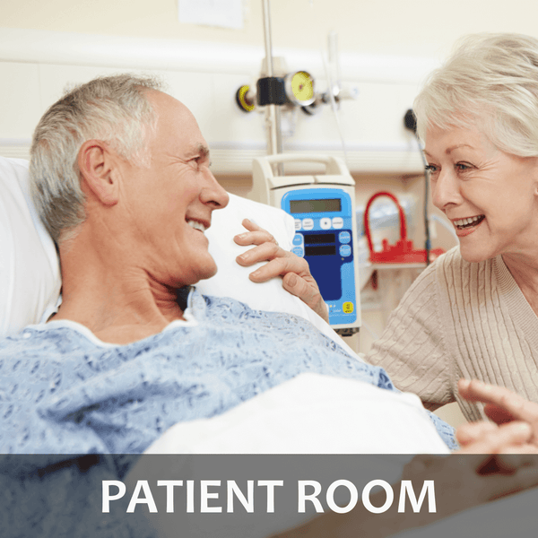 Featured Patient Room