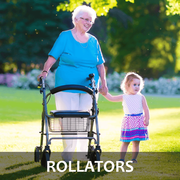 Featured Rollators