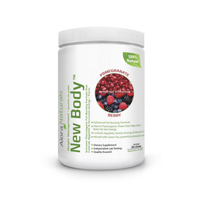 New Body - Pomegranate Berry, 262.5g