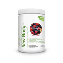 New Body- Natural Fruit Punch, 262.5g