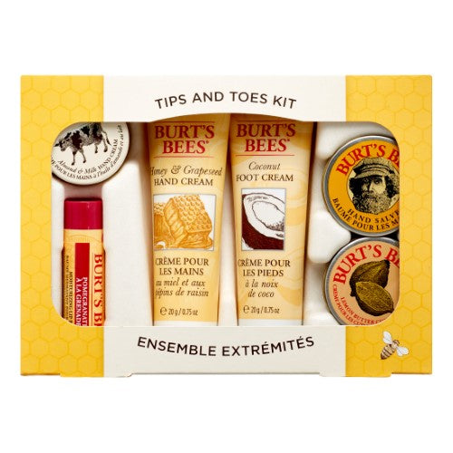 Tips and Toes Kit, Kit