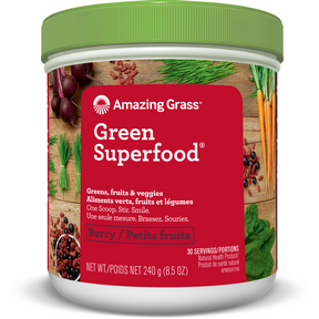 Berry Green SuperFood - 30 servings, 240g