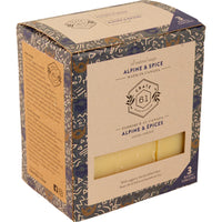 Alpine & Spice Soap w/ Beer, 3 Pack