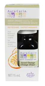 Boxed Essential Oil - Sweet Orange, 15 ml
